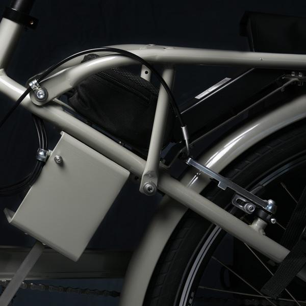 Bici Elettriche Vintage Cargo Bike E Tricicli Elettrici A Pedalata